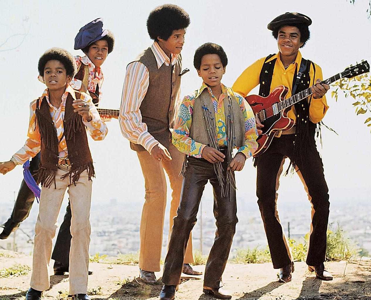 Michael Jackson & Jackson 5 / I want you back