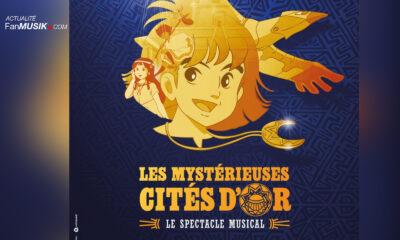 Les Mystérieuses Cités d'Or en comédie musicale !