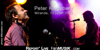 Peter Kingsbery - Festival de Country Music – 13 juillet 2013, Mirande