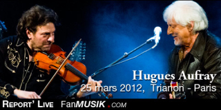 Hugues Aufray – 25 mars 2012 – Le Trianon, Paris
